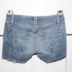 Joe's womens cut off shorts size 27 -670-